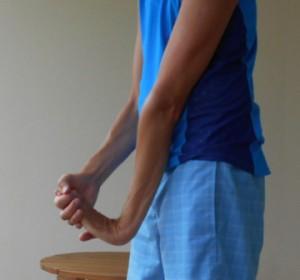 Underarm palmart